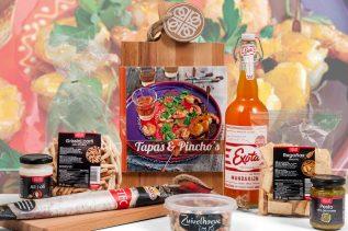 Kerstpakket Tapas & Pincho's