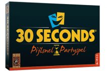 Kerstpakket met 30 seconds spel
