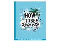 Zomerpakket met boek how to relaxed