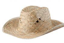 Zomerpakket met cowboy hoed