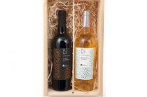Relatiegeschenk met Feudi wijnen