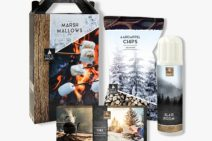 Fire en Frost producten voor het kerstpakket