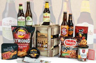 Kerstpakket Hollandse Bierbox