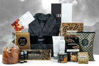 Kerstpakket Wishing Succes met Janzen
