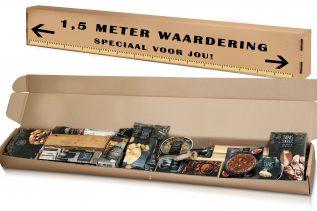 Kerstpakket 1,5 meter Waardering – TAPAS