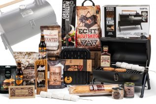 Kerstpakket Barbecue, Smoker en Grill