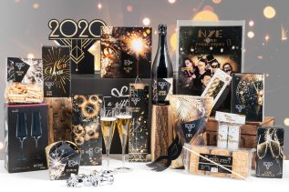 Kerstpakket Bruisend het nieuwe jaar in