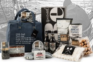 Kerstpakket Coolbag Deluxe