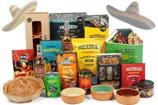 Kerstpakket Mexicaans Borrelen