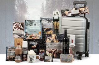 Kerstpakket Nordic Trolley