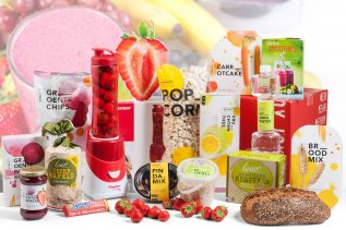 Kerstpakket Super Smoothies