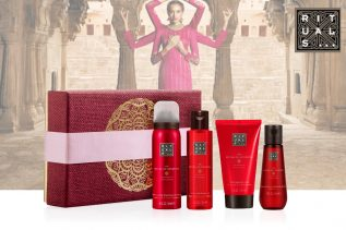 Kerstpakket The Ritual of Ayurveda Balancing Treat