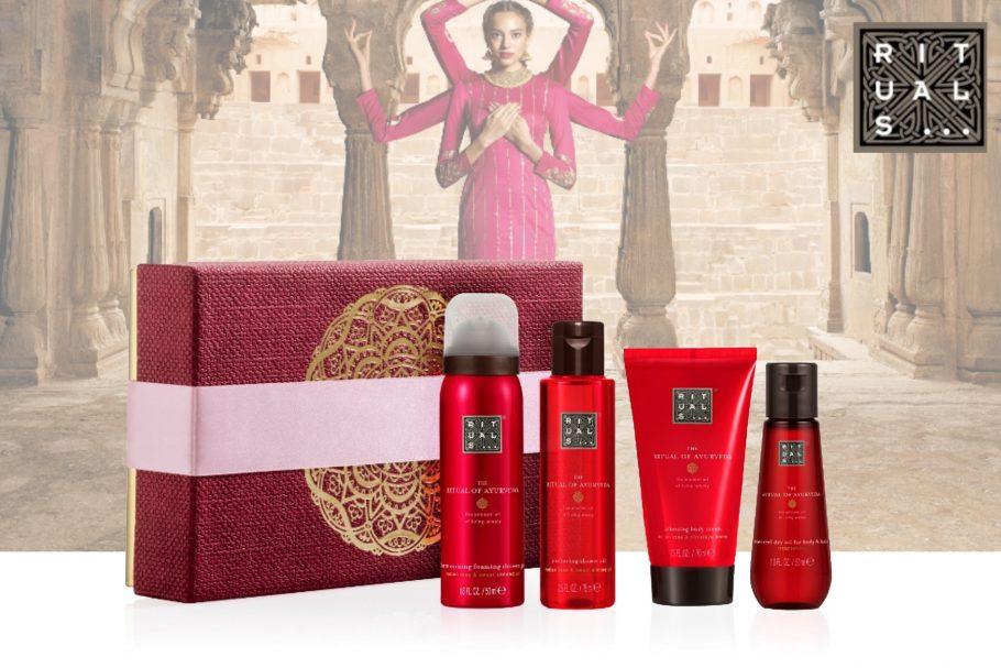 Rituals Ayurveda in dit kerstpakket