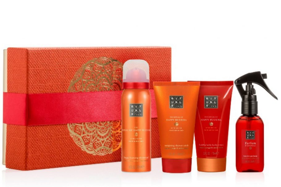 Rituals Happy Buddha in dit kerstpakket
