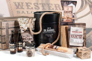 Kerstpakket Western