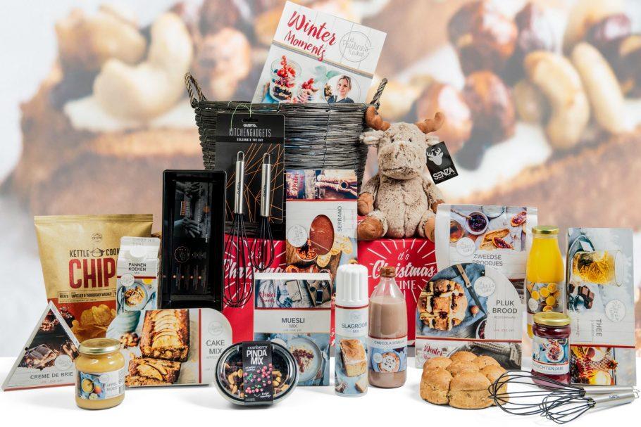 Pauline's keuken in dit kerstpakket