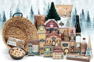 Kerstpakket Winterdorp