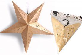 Kerstpakket met gouden ster