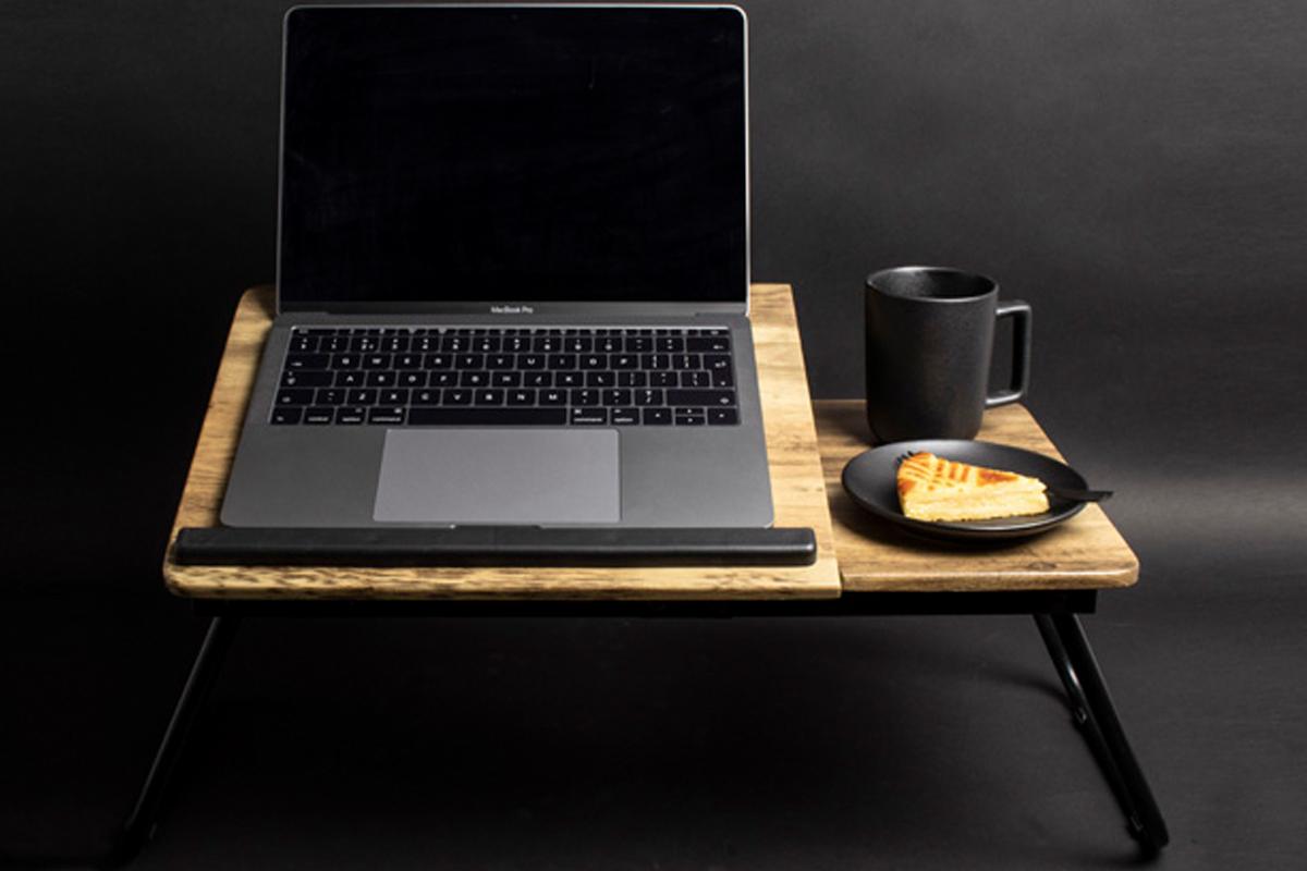 Verwonderlijk Kerstpakket Laptoptafel voor op schoot – Puurgeschenk RO-76