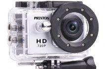 Prixton HD720p actiecamera in dit zomerpakket