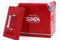 Kerstpakket met Retro Cooler Senza