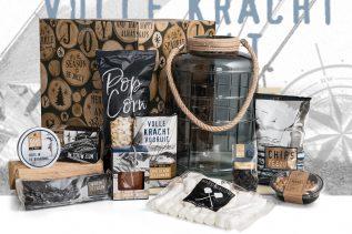 Kerstpakket Rots in de Branding