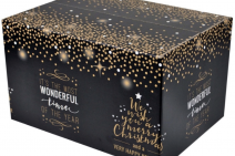 Kerstpakket met geschenkdoos en Rituals