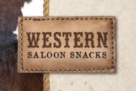 Kerstpakket met het thema Western