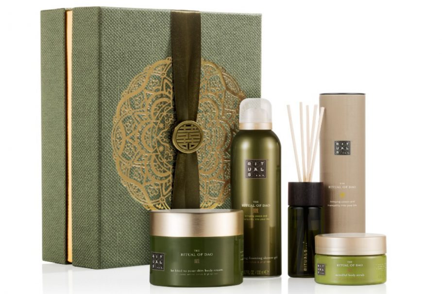 Kerstpakket met Rituals Dao calming collection