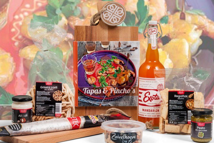 Zomerpakket met Tapas en Pincho's
