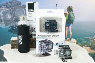 Zomerpakket spatwaterdicht fototoestel