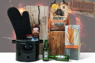 Zomerpakket Barbecue Barrel