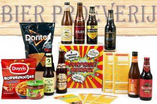 Zomerpakket de Bierproeverij