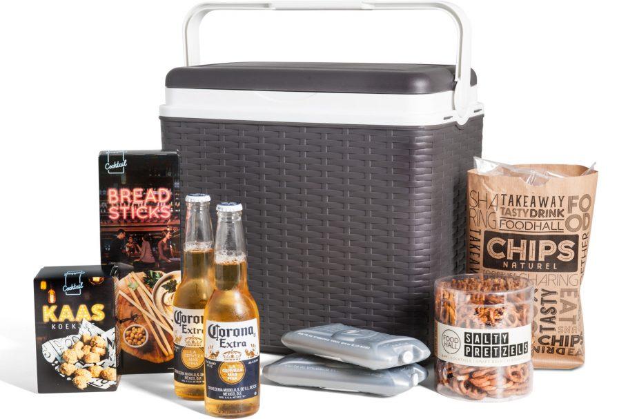Koelbox in dit zomerpakket