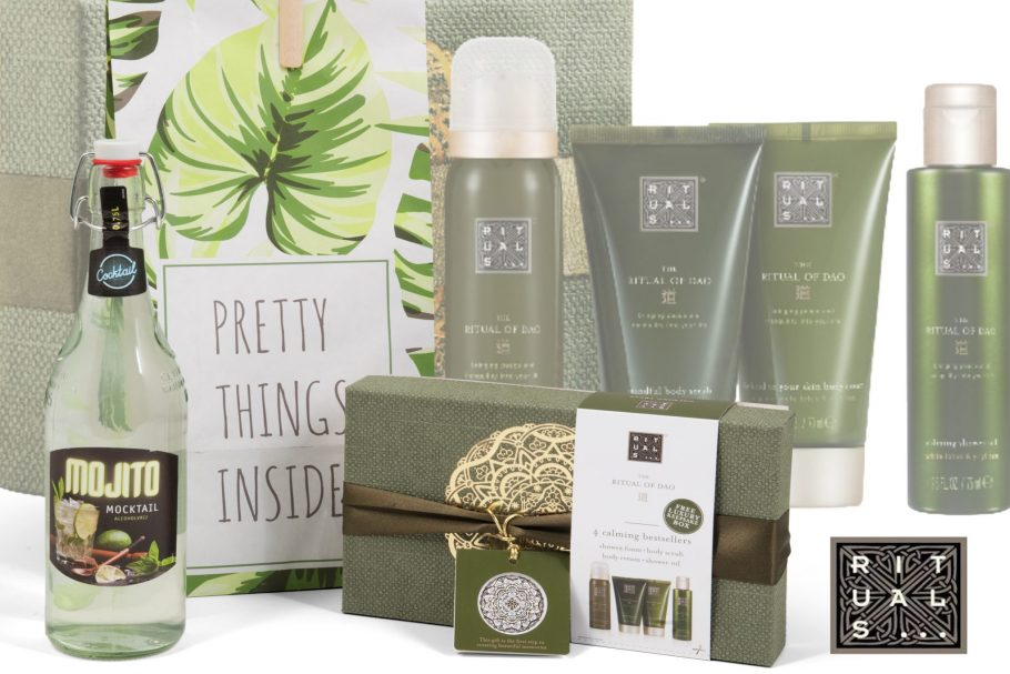 Zomerpakket met Rituals of Dao treat