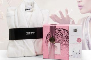 Zomerpakket Ritual of Sakura met Badjas