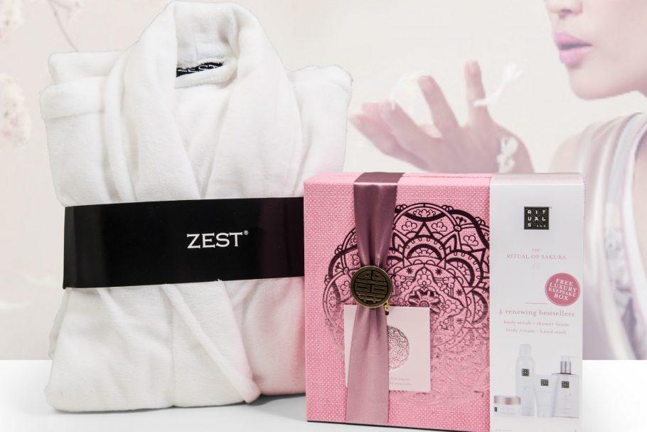 Ritual of Sakura in dit zomerpakket