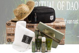 Zomerpakket Rituals met Cosmeticbag