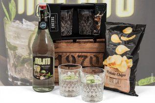Zomerpakket Mojito (alcoholvrij)