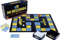 Kerstpakket met spel 30 seconds